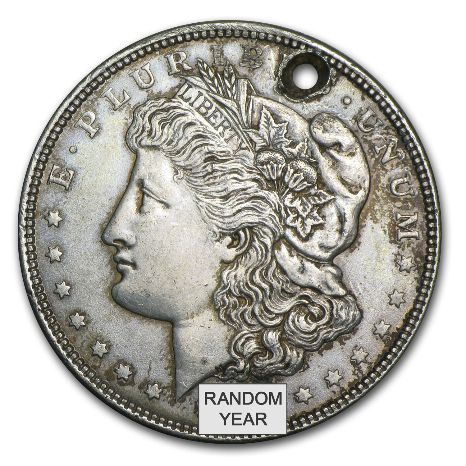 Morgan &/or Peace Silver Dollars (Worse Than Cull)